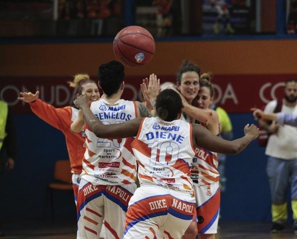 Lega Basket Femminile Playoff Sorbino 2017-18: oggi gara 2 tra Umana Venezia e Passalacqua Ragusa mentre ieri Napoli ha vinto a Schio
