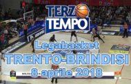 Lega A PosteMobile 2017-18: Terzo Tempo di Dolomiti Energia Trentino-Happy Casa Brindisi 85-68