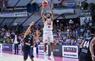 FIBA Europe Cup 1/2 Finals #Match1 2017-18: la Reyer vince la prima sfida vs il Groningen di 10 punti
