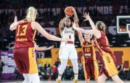 Eurocup Women 2017-18: la Reyer Venezia deve cedere in Gara1 Finale alle padrone di casa del Galatasaray di 22 punti