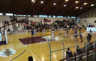 Serie B girone C Old Wild West 2017-18: dopo un OT l'Olimpia Matera cede in casa dell'US Campli Basket