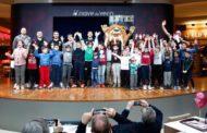 Lega A PosteMobile 2017-18: grande entusiasmo per il Progetto Scuola dell'Umana Reyer