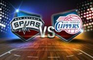 NBA 2017-18 nella notte del 3 Aprile suicidio San Antonio Spurs nel finale lasciano vincere i Los Angeles Clippers