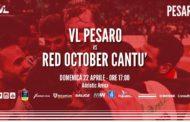 Lega A PosteMobile 2017-18: contro la Red October Cantù riparte la corsa alla salvezza della Vuelle