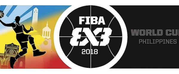 FIBA World Cup 3x3 2018: ecco il girone della Nazionale italiana femminile