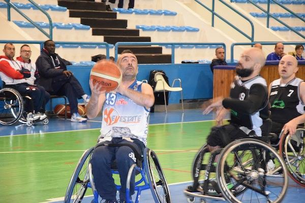Basket in carrozzina #serieA Fipic 2018: parla il presidente-giocatore del GSD Porto Torres Bruno Falchi