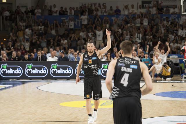 Lega A PosteMobile playoffs 2018: lunedì 11 giugno gara 4 a Trento, la Dolomiti e la sua aggressività con l'EA7