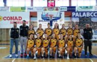 Giovanili Femminili 2017-18: San Raffaele ed Alfa Omega raggiungono insieme le Finali Nazionali U16F a Costa Masnaga