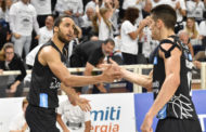 Lega A PosteMobile Semifinali Playoff 2018: la serie del Nord Est si sposta a Trento per un match tra Reyer ed Aquila molto delicato parla Franke