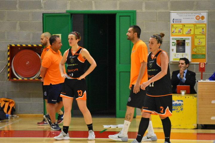 Serie B Femminile Finale Playoff 2018: cedono di 21 punti le Givova Ladies Scafati in A2 ci va il Nico Basket