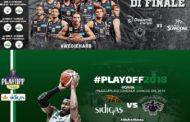 Lega A PosteMobile Playoffs 2018: la presentazione di Avellino-Trento