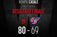 A2 Old Wild West playoffs 2018: grande gara 2 di finale per l'Alma Trieste con la Novipiù Casale
