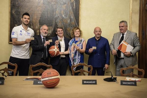 Sponsor&Marketing 2018-19: la Germani Brescia ha presentato la partnership con UBI Banca