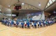 Basket in carrozzina Nazionale Fipic 2017-18: terminata la prima fase di preparazione del Team Italia per i Mondiali in Germania