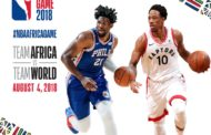 NBA 2017-18 nella terza edizione dell'NBA Africa Game 2018 Embiid e DeRozan saranno gli ospiti