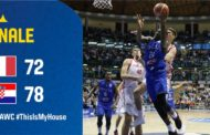 FIBA World Cup Qualification 2019: a Trieste il cuore non basta la Croazia ha la meglio sull'Italbasket per 72-78