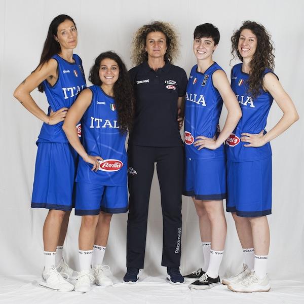 Nazionale Femminile 3X3: le Azzurre qualificate per la Fiba 3X3 Europe Cup 2018