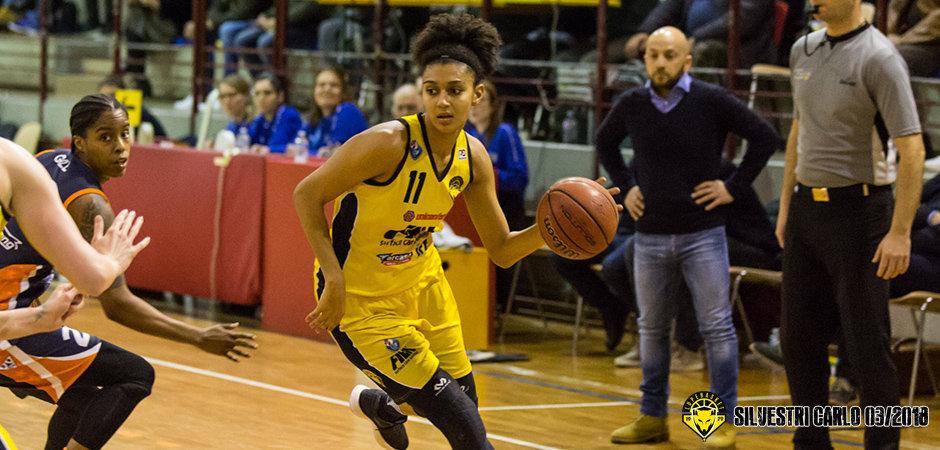 Lega A1 Femminile Mercato 2018-19: anche Jasmine Keys vestirà la maglia delle Lupe per l'anno prossimo