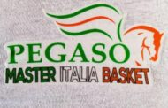 Nazionali 2017-18: la Nazionale Master Italia Pegaso Over55 è in partenza per gli Europei di categoria in Slovenia