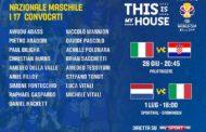Nazionali 2017-18: tra cinque giorni inizia il raduno Italbasket a Trieste per i due match conclusivi della prima fase di qualificazione ai Mondiali cinesi del '19