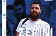 Lega A PosteMobile Mercato 2018-19: un anno di contratto per Andrea Zerini nelle fila della Germani Basket Brescia