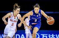 Nazionale Femminile 2018: l'Italbasket U17F ai Mondiali FIBA batte le bielorusse venerdì 27 ai quarti il durissimo scoglio dell'Australia