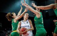 Nazionale Femminile 2018: lo scoglio Australia è troppo duro per l'Italbasket U17F ai Mondiali FIBA in Bielorussia che perde 46-64