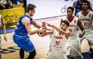 Nazionali Maschili 2018: chiusura mesta per l'Italbasket U20M agli europei tedeschi in ottava posizione presi 25 punti dagli spagnoli