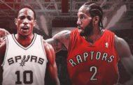 """NBA offseason 2018: Leonard a Toronto, Derozan a San Antonio…Buford e Ujiri """"rimandati""""."""