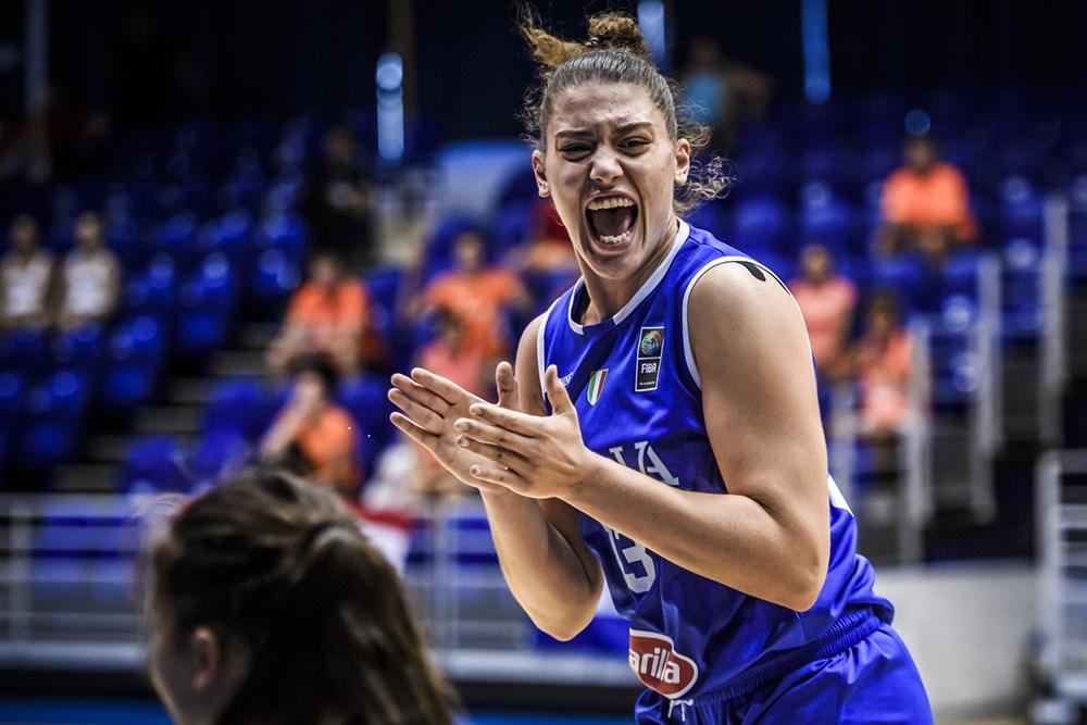 FIBA U20 Women Championship 2018: crolla nella finalina il sogno dell'U20F di portare a casa il bronzo vince l'Olanda 65-60 il titolo va alla solita Spagna