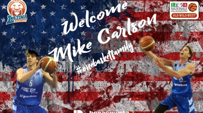A2 Ovest Old Wild West Mercato 2018-19: Mike Carlson è l'ala-centro straniera della Benacquista Latina che chiude il roster per la prossima stagione