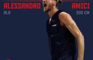 A2 Ovest Old Wild West Mercato 2018-19: colpaccio Leonis Eurobasket Roma arriva Alessandro Amici alla corte di Fabio Corbani