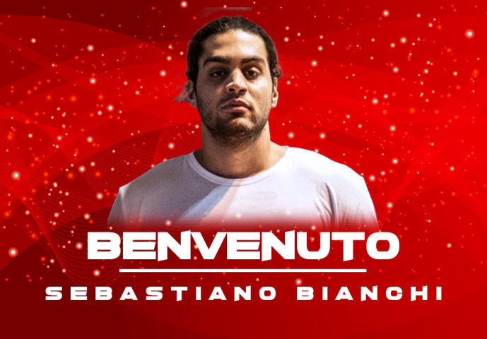 A2 Ovest Old Wild West Mercato 2018-19: i Legnano Knights sottoscrivono un annuale con l'ala Sebastiano Bianchi