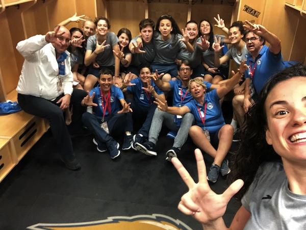 Federazione Sport Sordi Italia 2018: fantastica medaglia di bronzo per la Nazionale Femminile ai Mondiali U21