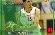 Serie B Old Wild West 2018-19: la guardia Nicolas Morici alla Citysightseeing Palestrina per un 1+1