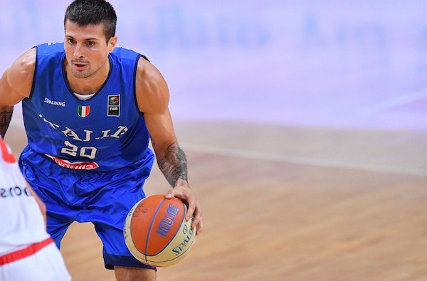 Nazionale Maschile 2018: Andrea Cinciarini torna nel gruppo a Pinzolo