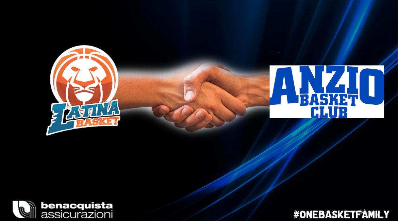 Giovanili Maschili 2018-19: intesa e collaborazione tra Latina Basket ed Anzio Basket per la prossima stagione sportiva