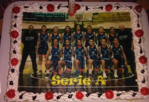 A2 femminile girone Sud 2018-19: il raduno e la preseason del Gruppo Stanchi Athena Basket Roma