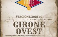 A2 Ovest Old Wild West 2018-19: il raduno, il roster completo e la preseason della Virtus Roma