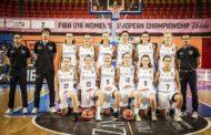 Nazionale Femminile 2018: all'esordio del FIBA Europe U18F l'Italbasket lotta ma si arrende nel finale alla Croazia 52-56