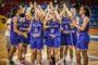 Nazionale Maschile 2018: vince nettamente il 3° match del FIBA Europe U16M l'Italbasket battendo la Georgia per 55-93 martedì 14 c'è la Crozia per andare ai quarti