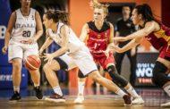 Nazionale Femminile 2018: termina agli ottavi vs la Germania la corsa dell'Italbasket U18F ad un posto di prestigio