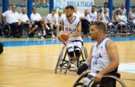 Basket in carrozzina IWBF World Cup 2018: venerdì 17 l'Italia debutta con il Giappone nei Mondiali in Germania