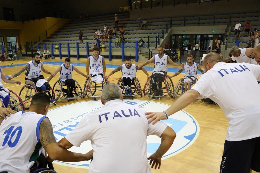 Basket in carrozzina IWBF World Cup 2018: ottimo doppio test per la Nazionale Azzurra pre-mondiale vs Canada ed Argentina
