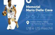 Giovanili maschili 2018: ecco la settima edizione del Torneo Mario Delle Cave alla Stella Azzurra Roma