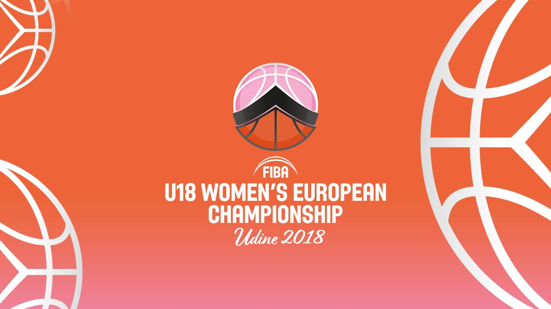 Nazionale Femminile 2018: da sabato 4 agosto parte ad Udine l'Europeo FIBA U18F l'Italbasket debutta alle 21:00 vs la forte Croazia