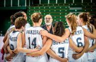 Nazionale Femminile 2018: l'Italbasket U16F è in finale al FIBA Europe sconfitta la Spagna per 62-60 ci si gioca l'oro con la Repubblica Ceca