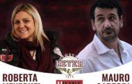 Interviste 2018: Roberta Meneghel e Mauro Sartori, dirigenti dell'Umana Venezia che si raccontano
