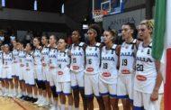 Nazionali 2018: l'Italbasket femminile macina gioco e supera agevolmente Wake Forest Universty