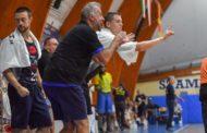A2 Est-Ovest Old Wild West precampionato 2018-19: 2° scrimmage tra Hertz Dinamo Academy e Leonis Roma e secondo successo dei romani